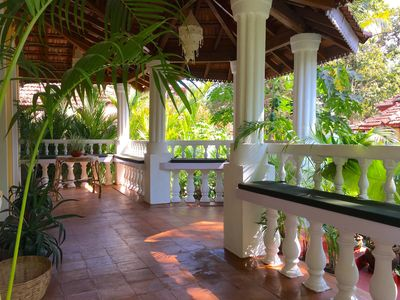Photo for VILLA LOU Goan Villa with Daily Maid 15 minutes to Anjuna beach