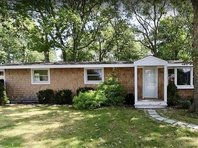 Photo for 3 bedroom 1 bath cottage walking distance to Westhampton Village