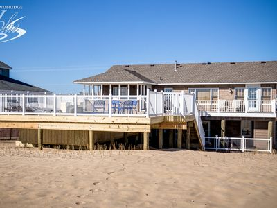 Photo for Barking Sands | Oceanfront | Dog Friendly, Private Pool, Hot Tub