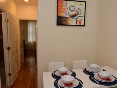 Photo for (3D) Chic 1 Bedroom Apt. Just Off Park Ave.