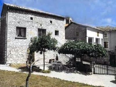 Photo for Traditional House In Stones, Panoramic View Of Rhone Valley