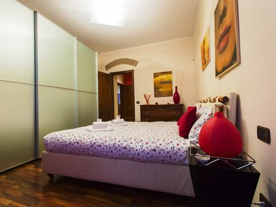 Photo for The Scarlet Rose - Elegant apartment in Upper Town