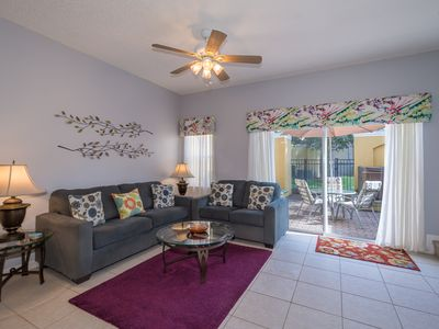 Photo for Disney Home in a Resort Community-Jacuzzi, WiFi, BBQ, Heated Pool