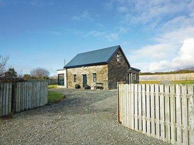 Photo for Detached stone cottage, recently completely renovated, on quiet country, cul-de-sac road…
