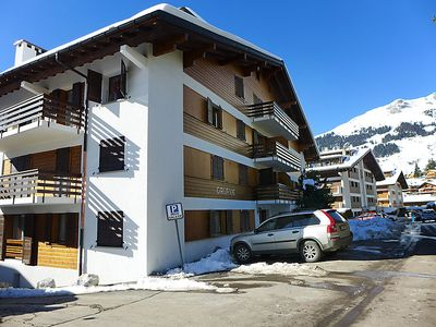 Photo for Apartment Galaxie 218 in Verbier - 4 persons, 1 bedrooms
