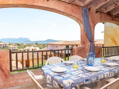 Photo for Holiday complex with Sea View & Pool - Apartment Belvedere 30/3