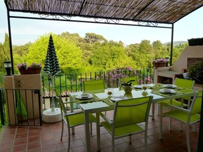 Photo for Live in an Unspoiled Village in Provence