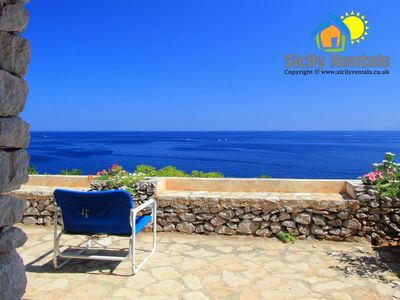 Photo for Fantastic Villa With Breathtaking View And Private Access To The Sea!