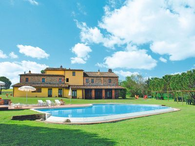 Photo for Apartment Podere Bellavista (LAI157) in Lajatico - 6 persons, 3 bedrooms