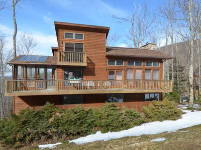 Photo for Ski Inn - Located on the Salamander Ski Trail at Timberline Ski Resort!