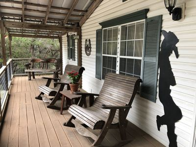 Photo for 3BR Cottage Vacation Rental in Wimberley, Texas