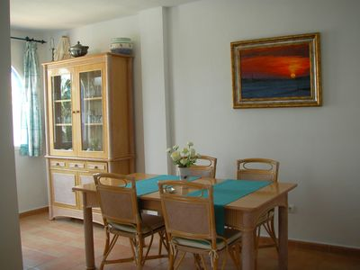 Photo for Adorable apartment of 80 m2 + private terrace in urbanizazion standing
