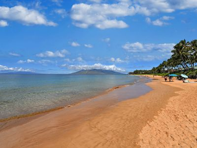 Photo for Dream Getaway to Spectacular Maui Beach & Stay in Gorgeous Studio Condo too!