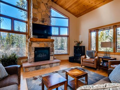 Photo for Enjoy privacy & great views in a cozy setting; walk to Main Street in minutes