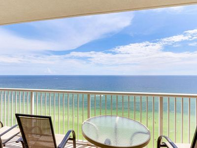 This Lovely Property Includes Free Wooden Beach Chairs and Umbrella!