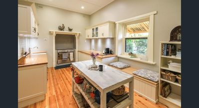 Beautifully upgraded kitchen with full facilities
