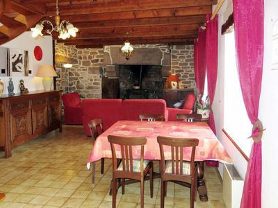 Photo for Vacation home La grande Lande (PBU301) in Pleumeur Bodou - 5 persons, 3 bedrooms