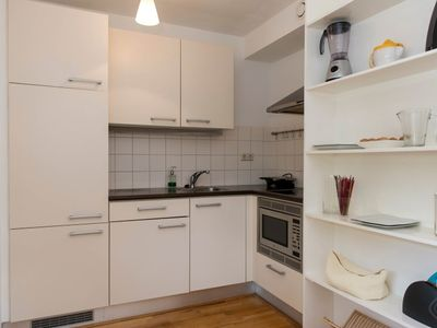Photo for Stylish two bedroom apartment house, for up to five people, in the water paradise 'Vinkeveense pla
