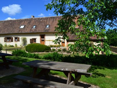 Photo for Country house familiale- 14 people Sologne Berry - 5 bedrooms - WIFI