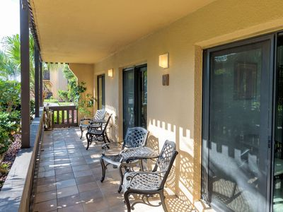 Photo for What?! Newly Remodeled 2BR, 2BA 1st Floor Facing Lush Tropical Courtyard!