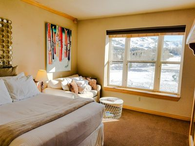 Photo for One bedroom condo - Located in the Main Building of Cedar Breaks Lodge - Pool, Jacuzzi, Restaraunts