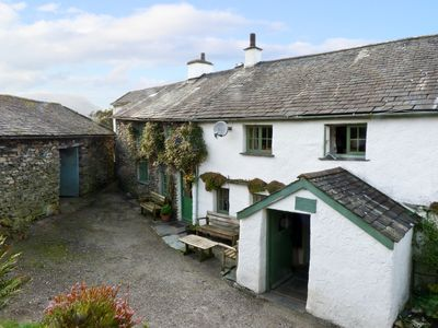 Photo for HIGH ARNSIDE, family friendly, with open fire in Coniston, Ref 980718