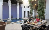 Perfect stay in a fabulous riad