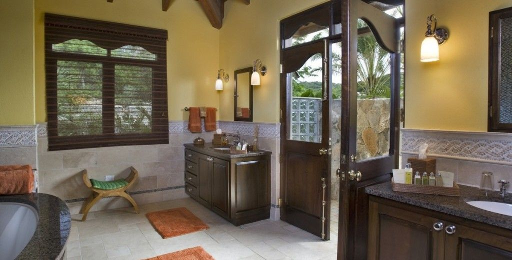 5 bd villa showcased with a lily pond and Asian statuary, billiards, & fire pit