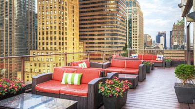 Photo for Midtown Manhattan 2BR Condo - Wyndham Luxury Resort in Prime NYC Location