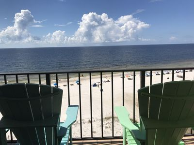 Photo for 3BR Beachfront in great location with pool!