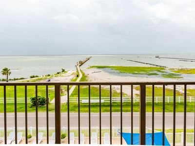 Photo for Sail Away With A PRIVATE Balcony! NEW 1000 ft LIGHTED FISHING PIER!