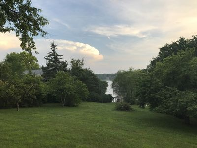 Photo for Honeysuckle Hideout: Laid-Back Lake Anna Waterfront Near D.C. (pet-friendly!)