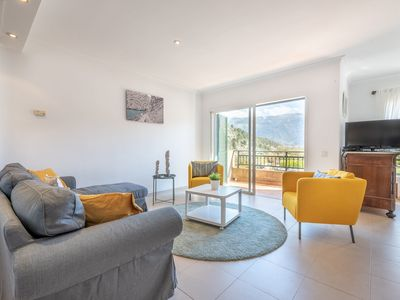 Photo for Modern Seaside Accommodation with Wi-Fi, Balcony and Mountain View