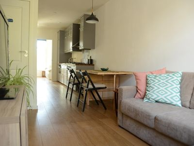 Photo for Full two-bedroom apartment in the heart of Amsterdam