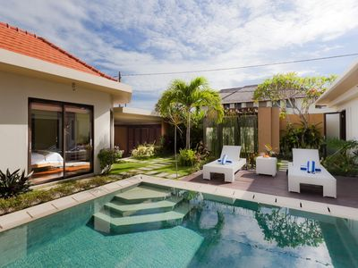 Photo for Modern 3 BR Boutique Villa, Umalas