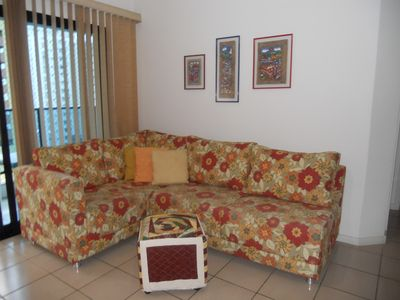 Photo for APARTMENT TYPE FLAT 02 DORM 100 MTS FROM THE BEACH PITANGUEIRAS, GUARUJÁ, 6 PEOPLE