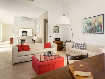 Photo for 3BR Apartment Vacation Rental in Milano, Lombardia