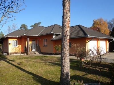 Photo for Holiday house with garden and barbecue only 200 meters from the beach