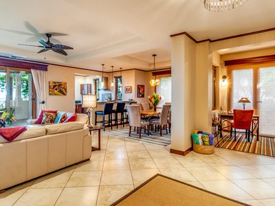 Photo for Directly on the Beach, Luxuriously furnished 3Bedroom Condo- close to everything