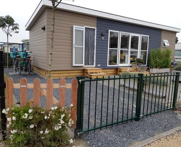 Renesse Zeeland: Our new Chalet by the sea for up to 4 people