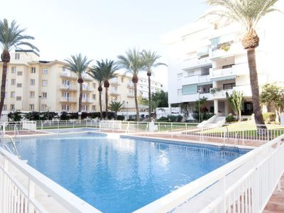 Photo for 3 bedroom Apartment, sleeps 6 in Torremolinos with Pool and Air Con