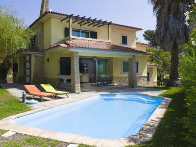 Photo for Fantastic Villa in Birre, Cascais