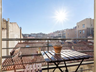 Photo for Cosy 1br flat close to Vieux-Port in Marseille