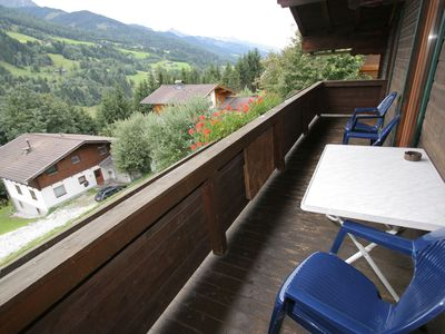 Photo for Mountain View Apartment with Sauna in Taxenbach