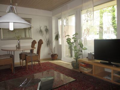 Photo for Direct city location to the pedestrian zone 250 meters, apartment with balcony, free W-Lan
