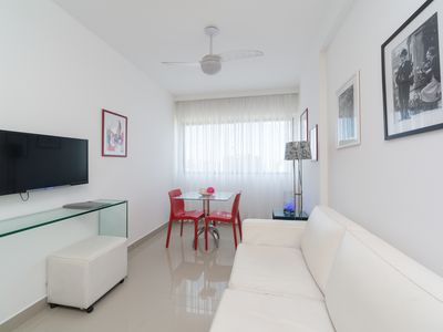Photo for Flat Furnished- 4 persons, Internet, 18Water, Security