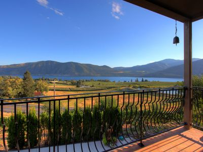 Relax Among The Vineyards; Overlooking The Spectacular Lake Chelan & Relax Among The Vineyards; Overlooking The ... - VRBO