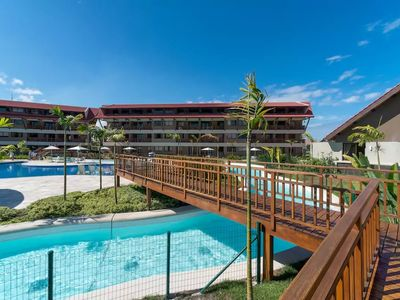 Photo for Luxury Flat - Oka Beach Residencie - Muro Alto Beach, Porto de Galinhas