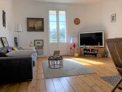 Photo for 3BR Apartment Vacation Rental in Arcachon, Nouvelle-Aquitaine