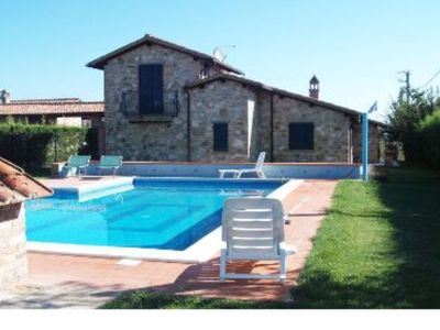 Photo for Villetta Apa is a beautiful stone villa situated in a property which includes two other attractive independent stone villas, Villetta Susy and Villetta Marta. Each of them has its own private garden and swimming pool.